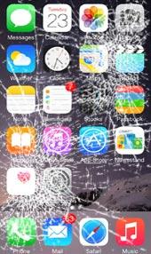 Spasmeni othoni iphone